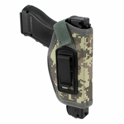 Concealed Belt Holster Ambidextrous IWB Holster for Compact Subcompact Pistol US