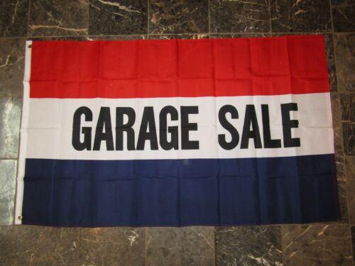 3x5 Advertising Garage Sale Marketing Flag 3/'x5/' Brass Grommets