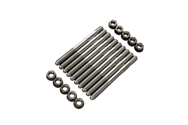 TOMEI REINFORCED MAIN STUDS M10 P1.25 FOR Levin/TruenoAE111 (4A-GE 20 valve)