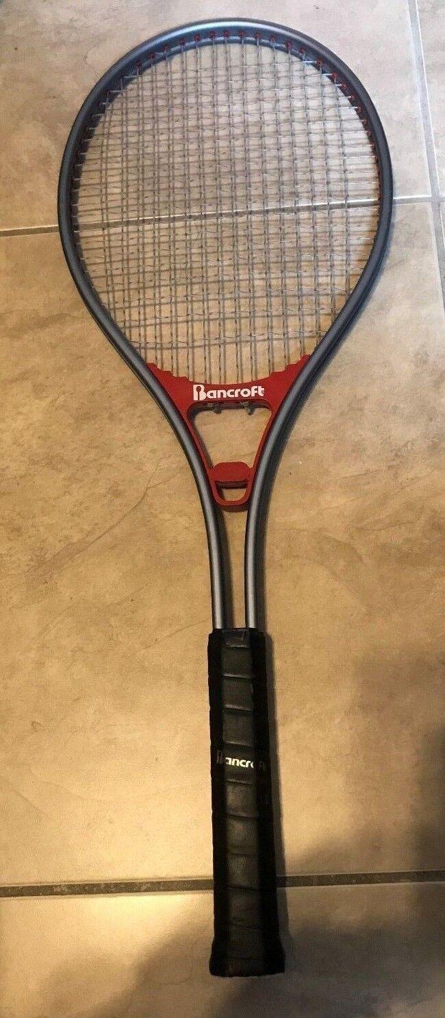 Bancroft Aries Aluminum Tennis Racquet in great shape 26.5
