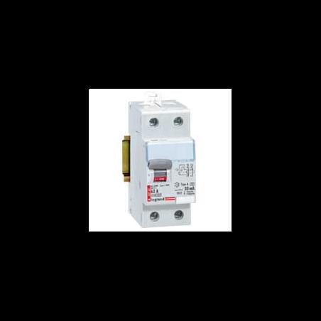 A 18689 2P Interrupteur différentiel REDS 40A 30mA