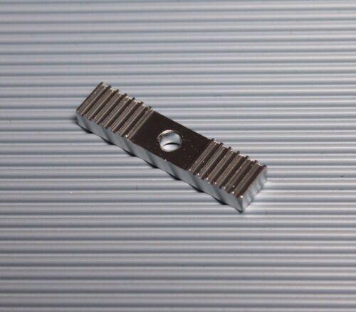 3D GT2 Zahnriemen Klammer Halteklammer Alu Belt Clamp CNC Reprap