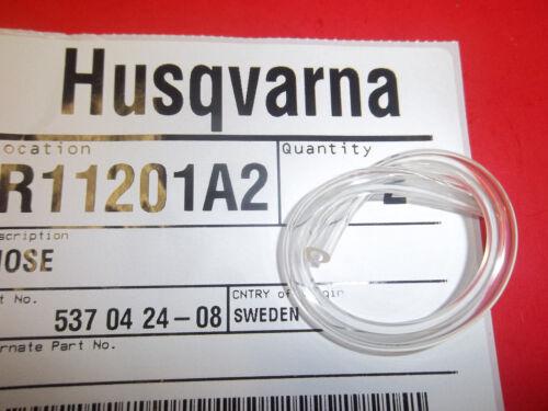 NEW HUSQVARNA FUEL LINE FITS 455 460 461 232L 235L CHAINSAWS 537042408 OEM