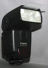 CANON SPEEDLITE 430EX SLR DSLR Digital Camera Flash Clean Great Working Cond.