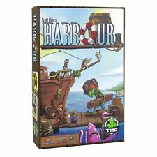 Harbour Family Card Game Tasty Minstrel Games PSITTT3002 Harbor Seen On Tabletop