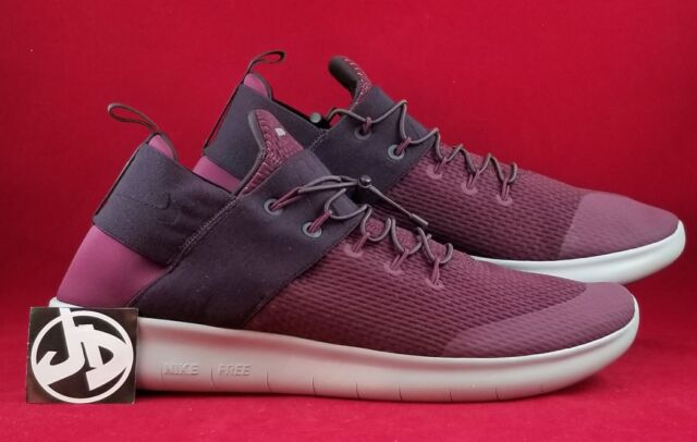 NIKE FREE RN COMMUTER 2017 BORDEAUXPORT WINE RUNNING SHOES 880841 600 Size 15