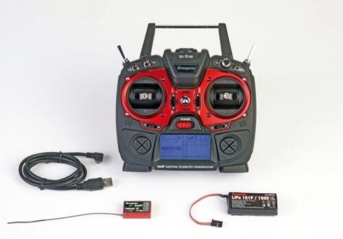 GRAUPNER mz-12 Pro HOTT 2,4ghz 12 canali radio con ricevitore-s1002.pro.de