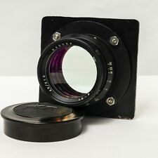 Industar-51 210mm f/4.5 barrel lens for 4x5 Graflex Crown or Speed Graphic USA!