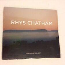 HARMONIE DU SOIR by RHYS CHATHAM (CD, 2013, Northern Spy)