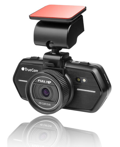 Truecam a6 Full HD Dashcam auto cámara G-Sensor WLAN con rückkamera ^