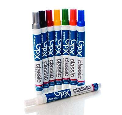 Diagraph GPX Classic Paint Marker Yellow 6 Get FAST SHIPPING!! 6 Qty