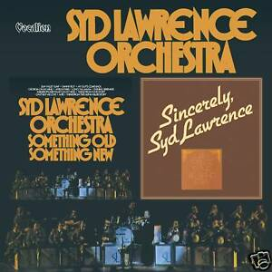 Syd Lawrence Orchestra Sincerely Something Old 1970s CD