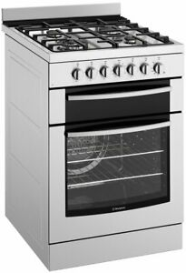 NEW Westinghouse WFE619SA 60cm Freestanding Dual Fuel Oven/Stove