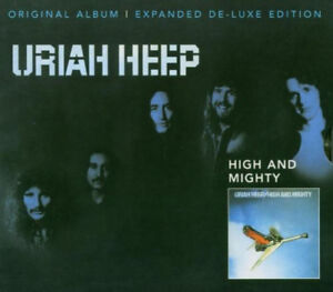 Uriah-Heep-High-and-Mighty-Expanded-Version-VINYL-Deluxe-12-034-Album-2015