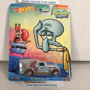 039-34-Dodge-Delivery-Spongebob-Pop-Culture-Hot-Wheels-WA7