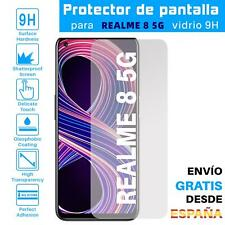 Lote Protector de Pantalla para Realme 8 5G Cristal Templado Vidrio 9H...