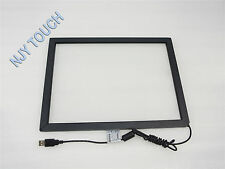 15 Inch Infrared Touch Screen Panel Dual Touch Frame Win 7/8 Android 4:3 USB Kit