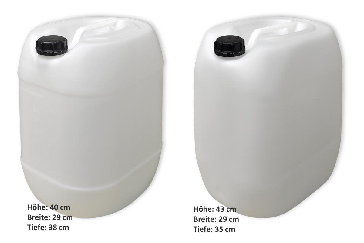 Pacco Pacco Pacco 10er Contenitore Bevande taniche per l'acqua naturale 30 litri di materiale di plastica robusta b8e53b