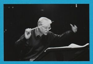 Prof. Hans Zender - Oper / Klassik - Dirigent - conductor - Komponist