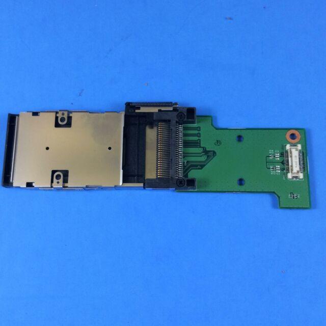 NEW Dell Inspiron 1545 Media Card Reader Board 48.4AQ21.011 11PC8