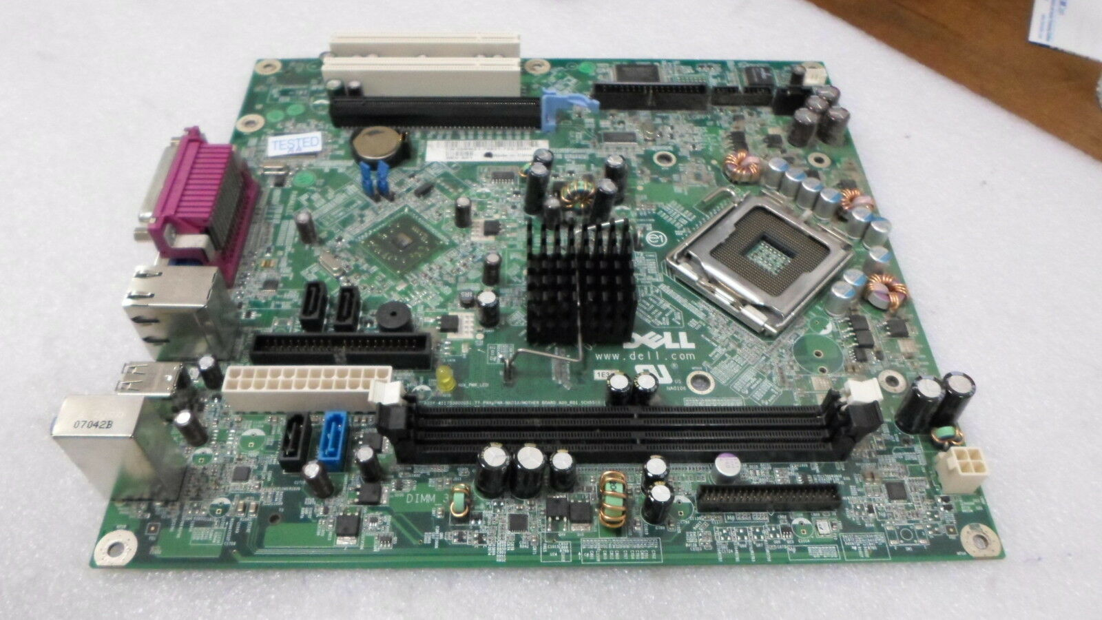 DELL 0MH651 MH651 MOTHERBOARD for DELL OPTIPLEX 320