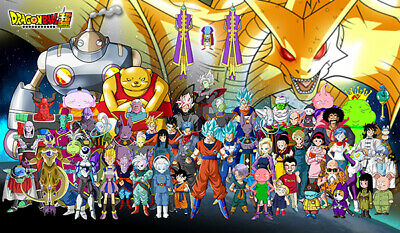 F2167# Free Mat Bag Dragon Ball Trading Card Game Playmat With Card Areas