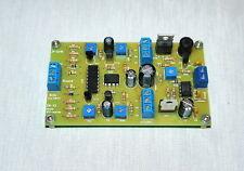Stereo VU meter driver for IN-13 nixie tube (No tube nixie !)