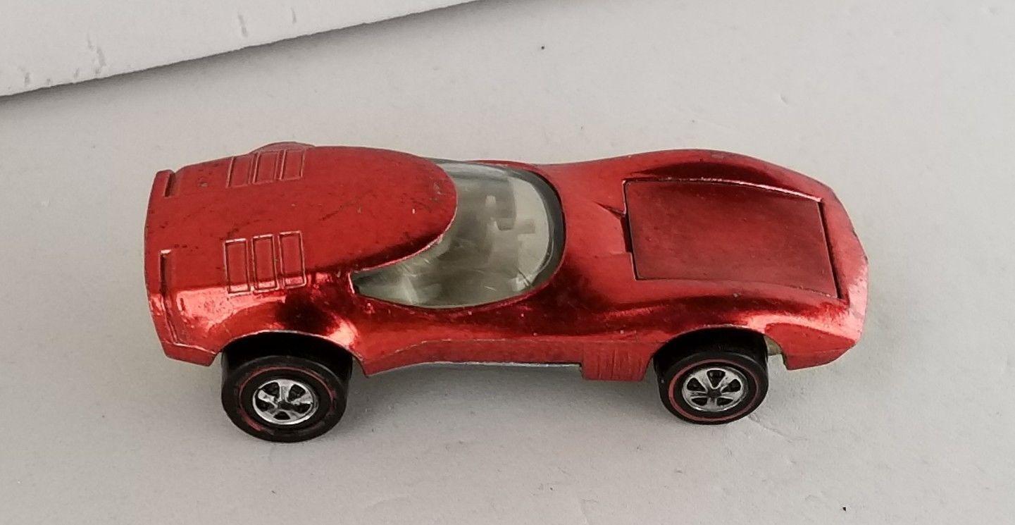 Hot Wheels 1969 rojoline torero Rojo