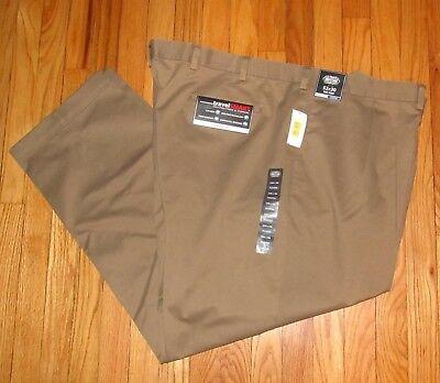 Roundtree Mens Khaki Cargo Shorts 44T 46 50 48 54 NWT 52