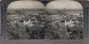 France-Moselle-Metz-Stereo-Vintage-Argentique-Silver-Print