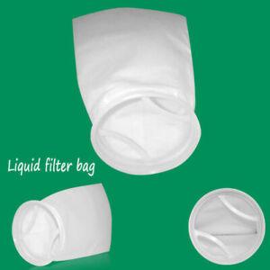 10-200um-Aquarium-Sump-Micron-Felt-Fish-Tank-Pre-Filter-Sock-Bag-18-45cm-Tool