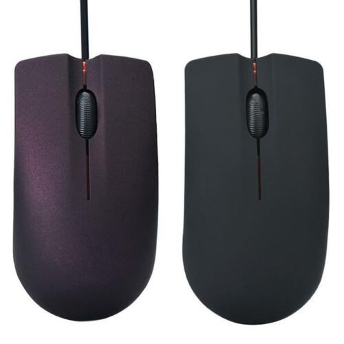 For PC Laptop Computer US Portable 1200DPI Optical USB LED Wired Game Mouse Mice