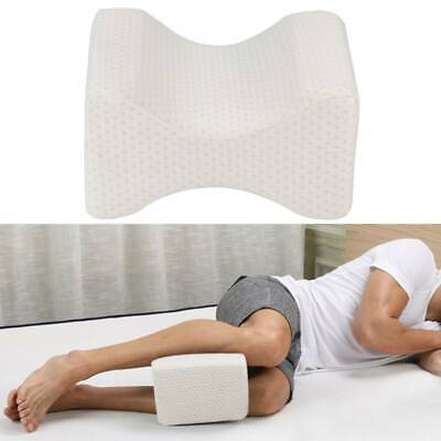 Memory Foam Knee Leg Pillow Bed Cushion Hips Support Pain Relief Orthopaedic