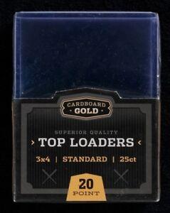 Case-1000-CBG-3x4-Baseball-Trading-Card-Hard-Plastic-Topload-Holders-Toploaders