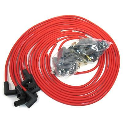 Pertronix Spark Plug Wire Set 804404; Flame Thrower MAGx2 8mm Red for VW Type I
