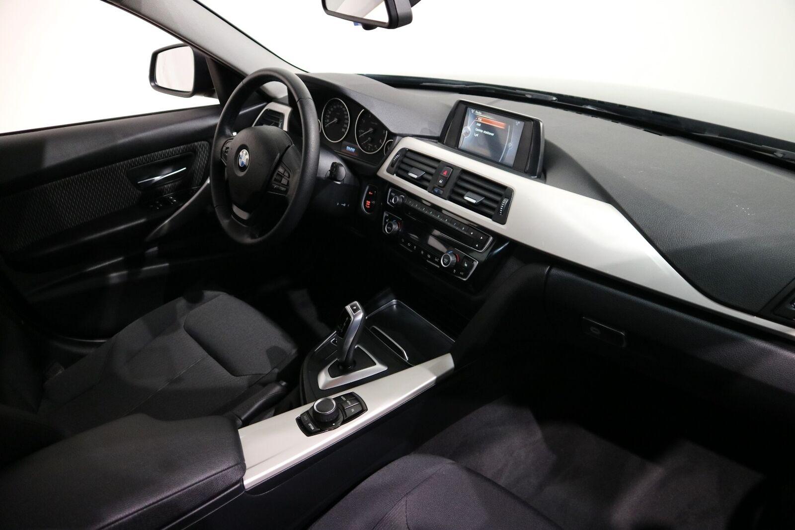 BMW 320d 2,0 Touring aut. - billede 6