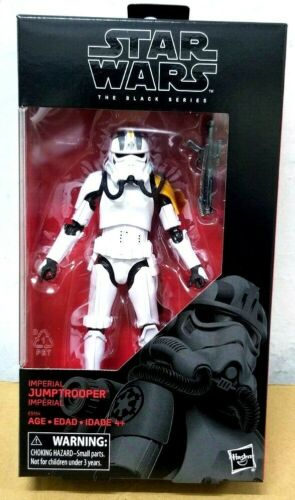 "IN STOCK HASBRO STAR WARS BLACK SERIES 6/"" inch IMPERIAL JUMPTROOPER"