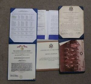 Large-Lot-Of-Air-Force-Documents-To-One-Airmen
