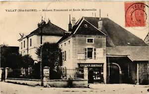 CPA-Valay-Maison-Fraumont-et-Ecole-Maternelle-636689