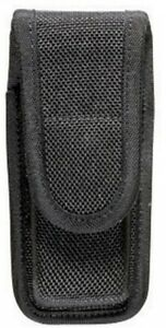 Bianchi Accumold 7303 Black Single Magazine Pouch (Size 0 .380 Auto Hook And