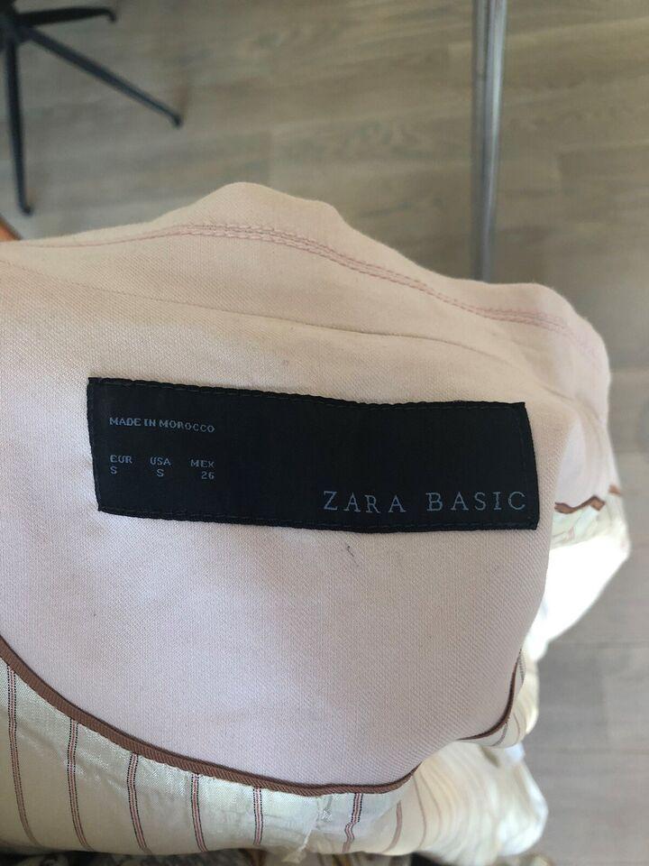 Jakkesæt, Zara, str. S