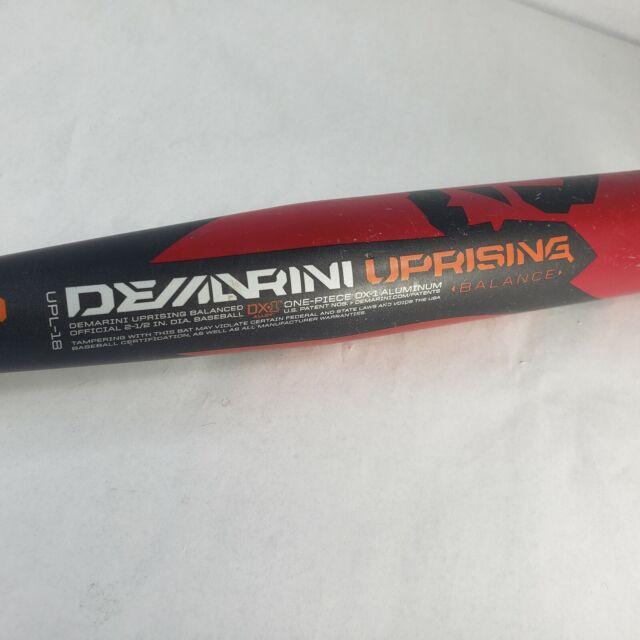 """-8 DeMarini Uprising Big Barrel Baseball Bat 31/"""""""