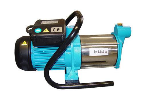 Gartenpumpe Wasserpumpe Pumpe 5400 L//h selbstansaugend G Profi