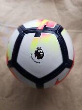Nike Premier League Soccer Mini Ball SC3113100 Size 1 White Red for ... 30019535b601d