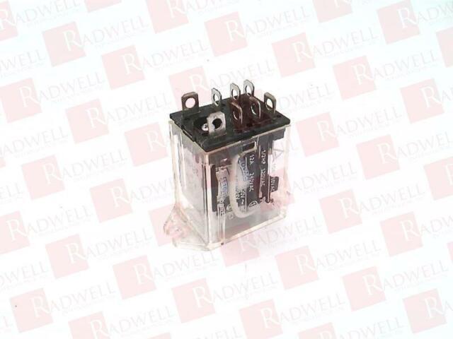 OMRON LY2F-AC110//120 Flange Relay,120VAC,8 Pins,10A @ 120V AC