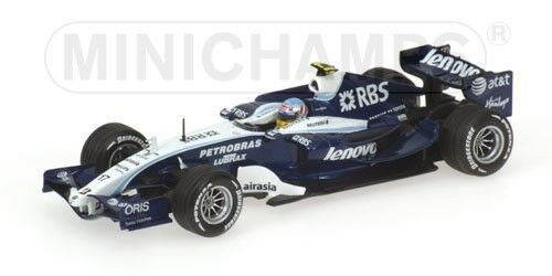 Williams Fw29 A.  Wurz 2007 1 43 Model MINICHAMPS  à vendre en ligne