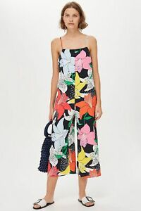 10 Tuta Size Topshop donna Printed da rwXpAXRqY