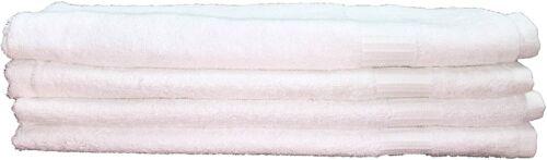 "Optima Collection 16/"" x 30/"" White Hand Towel 100/% Eco-Friendly Super Soft Cotton"