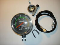 Old School Mechanical Speedometer, For Your 49/66/80cc Motorized Bicycle (jc6)