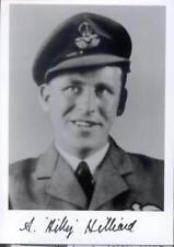 UC1 RAF photograph signed HILLIARD 618 Squadron